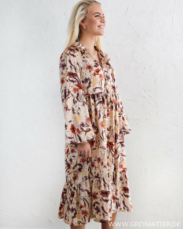 VIWAMER L/S MEDI DRESS